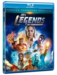 Dc legends of tomorrow (3ª temporada)