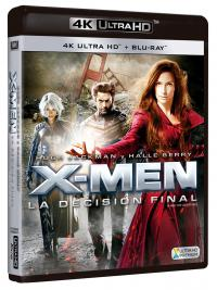 X-men 3: La decisión final UHD