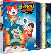 Yo-kai watch (2ª temporada parte 4 episodios 65 a 76)