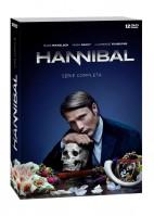 Hannibal - Serie Completa - Temporadas 1 a 3 - DVD