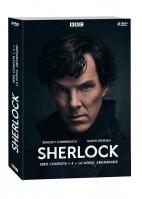 Sherlock 1-4 + La Novia Abominable