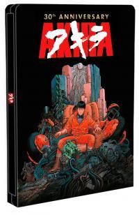 Akira edición 30º aniversario  Edición caja metálica - BD