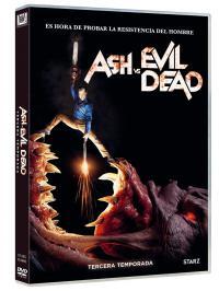 Ash vs evil dead (3ª temporada) - DVD