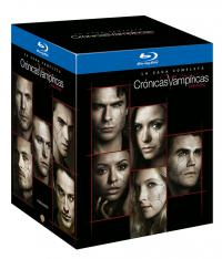 Crónicas vampÍricas (1ª - 8ª temporada) (Serie completa)  - BD