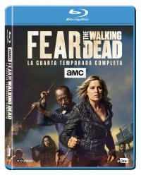 Fear the walking dead (4ª temporada) - BD