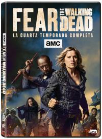 Fear the walking dead (4ª temporada) - DVD