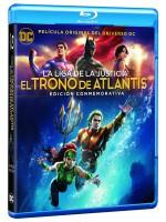 La Liga de la Justicia - El Trono de Atlantis Edición Conmemorativa - BD