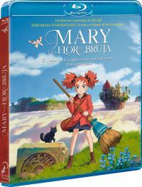 Mary y la flor de la bruja  - BD