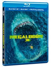 Megalodón  3D - BD
