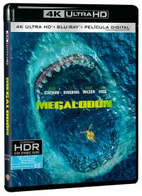 Megalodón  UHD - BD