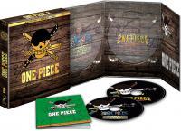 One piece las películas box 2  edición coleccionistas (El reino de chopper en la isla de los animales raros 56´ + la aventura si