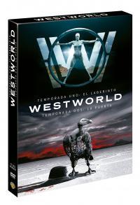 Westworld (1ª Y 2ª temporada) - DVD