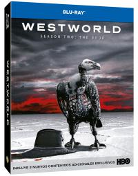 Westworld (2ª temporada) - BD