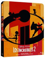 Los increíbles 2 (Steelbook) - BD