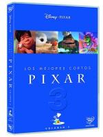 Los mejores cortos Pixar (3ª temporada) - DVD