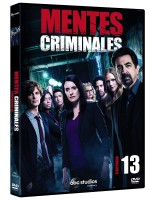 Mentes criminales (13ª temporada) - DVD