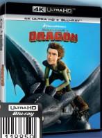 Como entrenar a tu dragón (UHD + BD) - BD