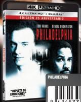 Philadelphia (UHD + BD) - BD