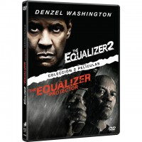 Pack The equalizer 1+2 - DVD