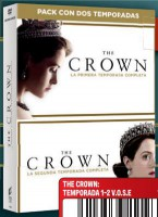 The crown 1- 2 (Vose) - DVD