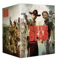 The Walking Dead  (1ª a 8ª temporadas) - BD