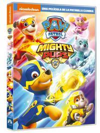 Paw patrol 19: mighty pups (dvd)