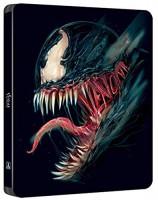 Venom (Ed. Metal) (BD3D + BD + BD Extras) - BD