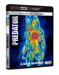 Predator UHD - BD