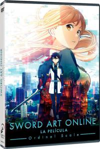 Sword art online ordinal scale - DVD
