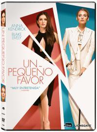 Un pequeño favor - DVD