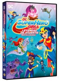Dc Super hero girls: Leyendas de Atlantis - DVD