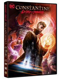 Dc: Constantine: Ciudad de demonios - DVD
