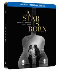 Ha nacido una estrella (Steelbook) - BD