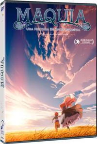Maquia - DVD