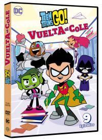 Teen titans back to school (9 episodios) - DVD