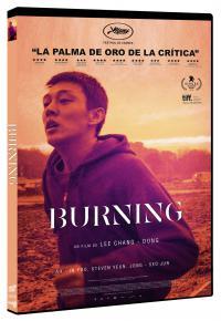 Burning - DVD