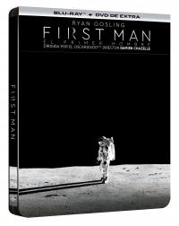 First Man (El primer hombre) (Edición metálica) - BD