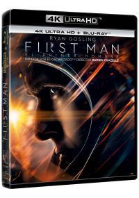 First Man (El primer hombre) UHD - BD