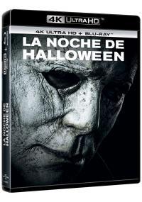 La noche de Halloween UHD - BD