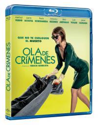 Ola de crímenes - BD