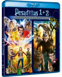 Pack Pesadillas 1-2- BD