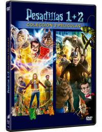 Pack Pesadillas 1-2- DVD