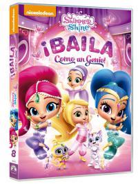 Shimmer & Shine 08: Baila como un genio - DVD