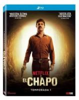 El Chapo (1ª temporada) - BD