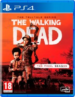 Telltales The Walking Dead - The Final Season - PS4