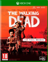 Telltales The Walking Dead - The Final Season - Xbox one