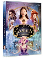 El cascanueces y los cuatro reinos - DVD