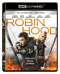 Robin Hood: Origins UHD - BD
