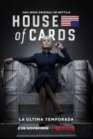 House of Cards (6ª temporada) - BD