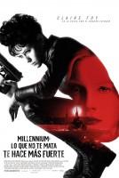 Millennium: Lo que no te mata te hace más fuerte - DVD